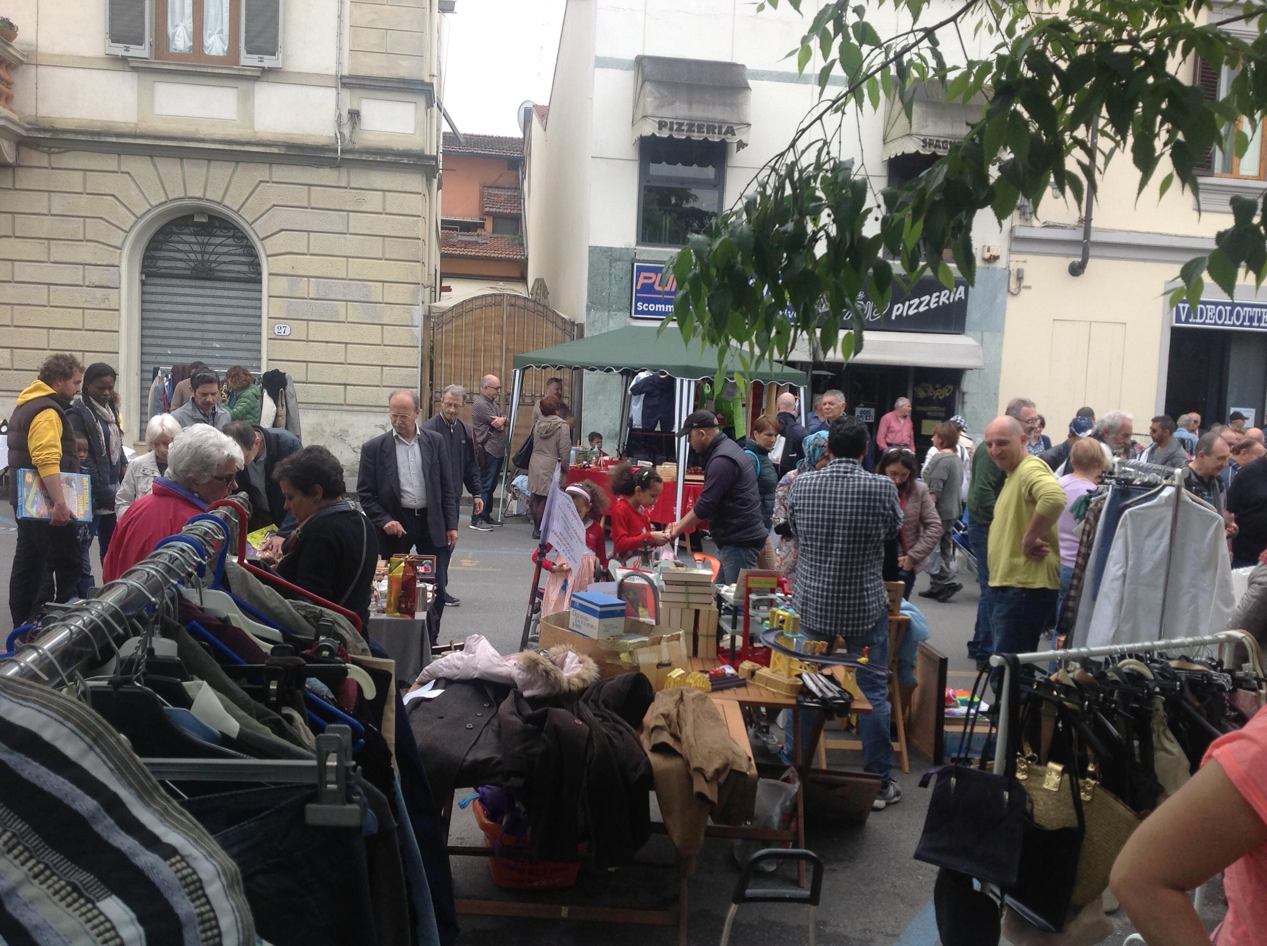 Domenica 7 settembre il mercatino dell 39 antiquariato for Mercatini antiquariato 4 domenica
