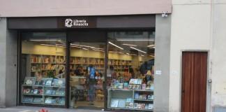 Ingresso libreria Rinascita di Sesto Fiorentino