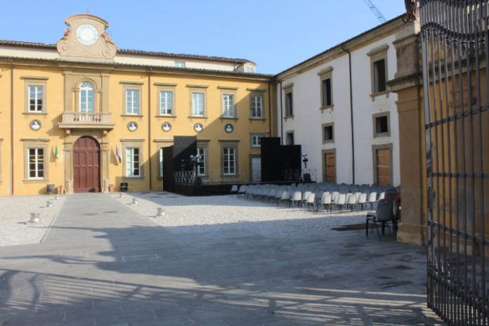 Teatro estivo della biblioteca