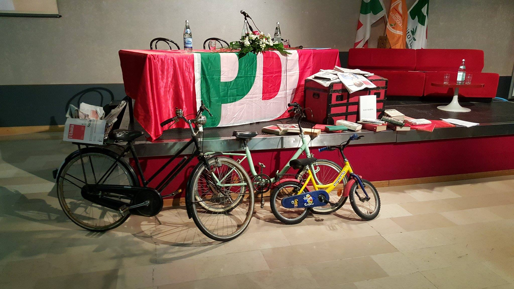 Bicicletta Pd