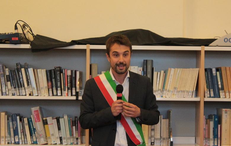 Immagine di Lorenzo Falchi sindaco di Sesto Fiorentino