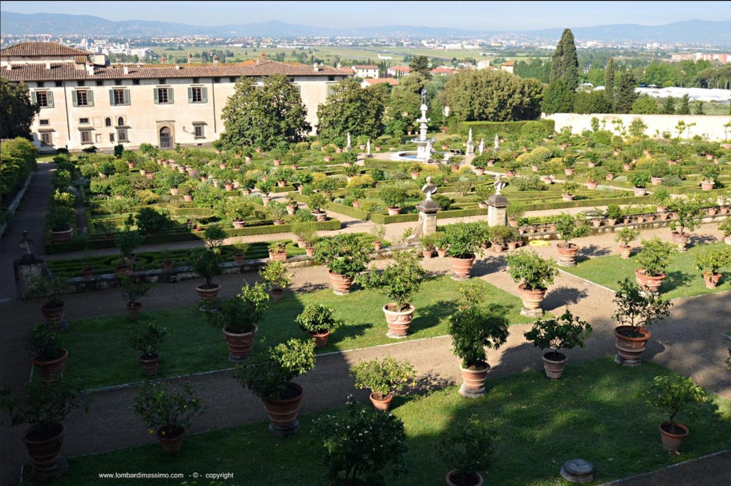 il giardino che vorrei al via il sondaggio per
