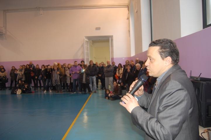 inaugurata la nuova palestra giovanni biagiotti tuttosesto