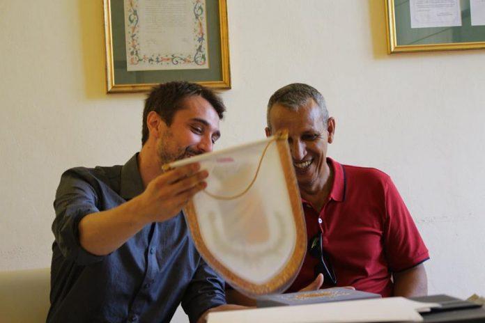 Falchi, Sesto Fiorentino, Abdallahi Mohamed Salem