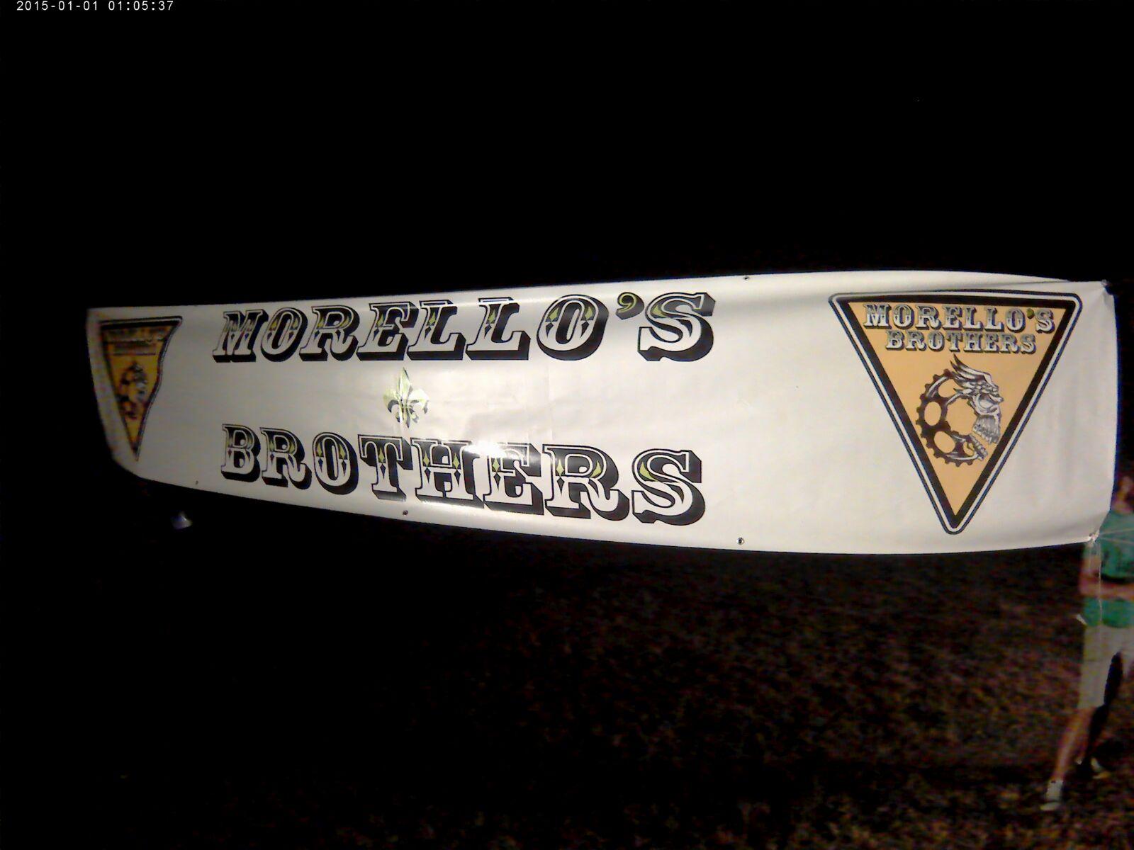 Morello's Brothers, Notturna da lupi 2017