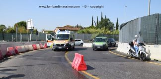 Incidente, viale XI Agosto, Firenze