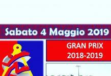 Grand Prix 2019 organizzato da Atletica Sestese
