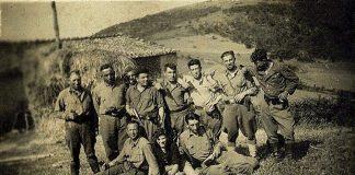 Partigiani a Morello
