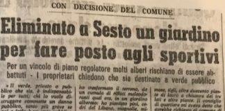 Ritaglio di giornale