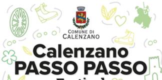 Locandina Calenzano Passo Passo