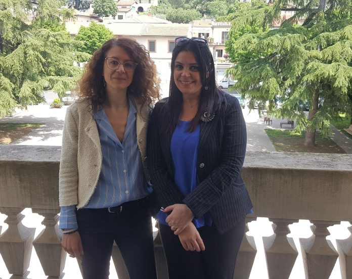 Irene Padovani e Francesca Meoli