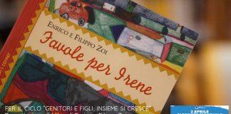 Copertina libro Favole per Irene
