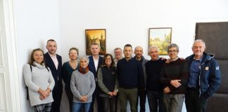 Delegazione slow food in Polonia