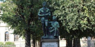 Monumento al Partigiano a Sesto fiorentino