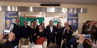 Tajani a Calenzano