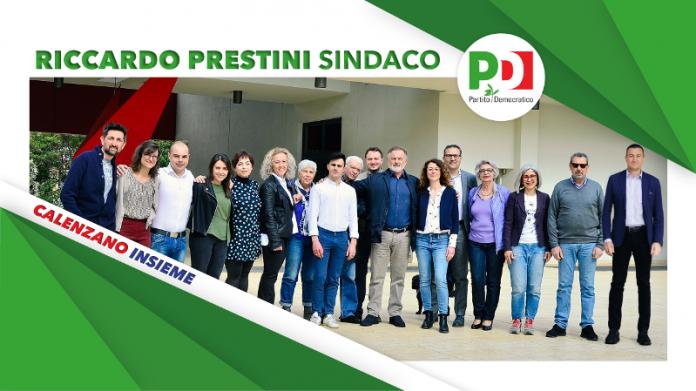 Candidati Pd Calenzano