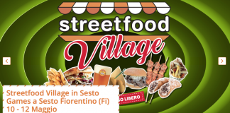 Streetfood Village-Sesto Games