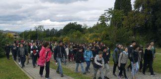 Gita Pescetti trekking