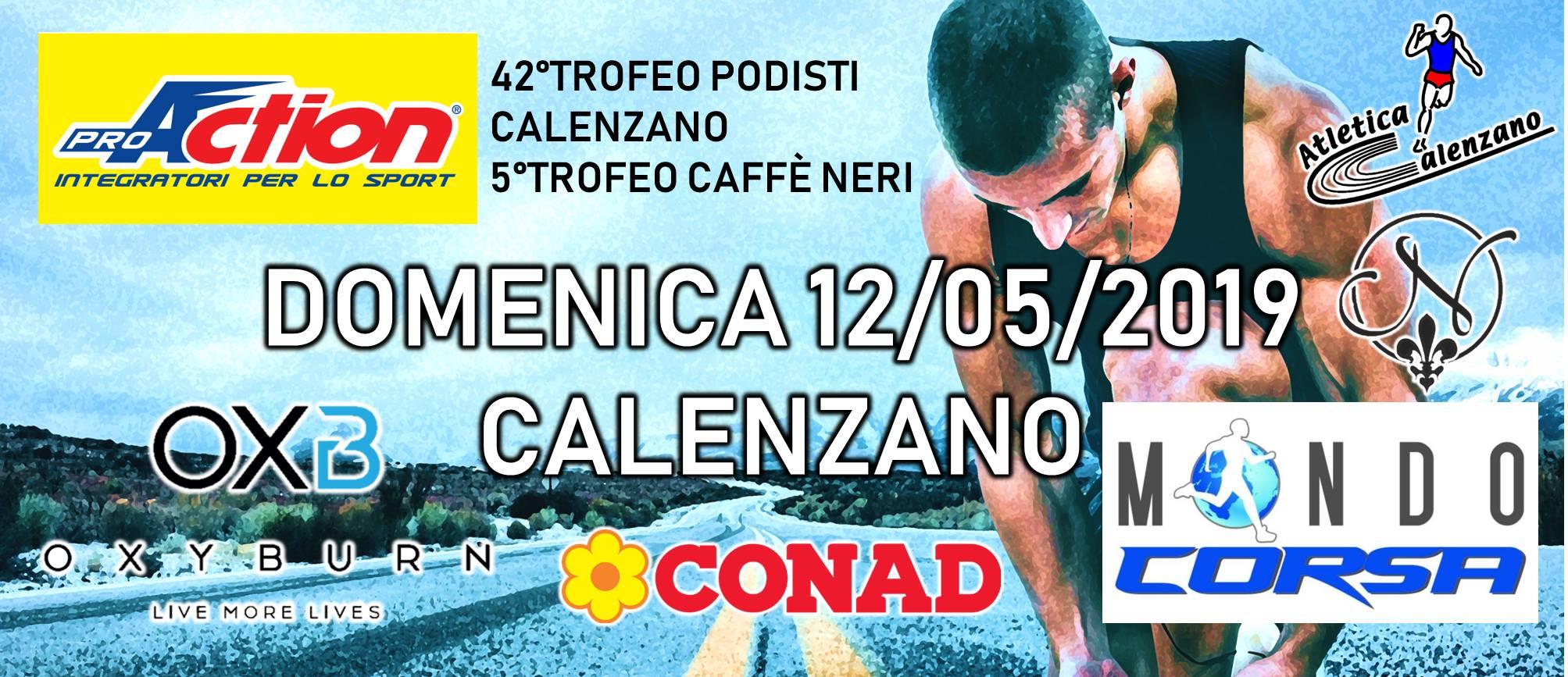 corsa a Calenzano