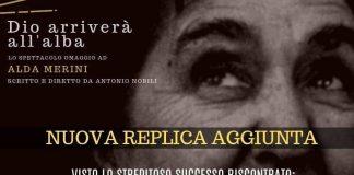 Spettacolo su Alda Merini