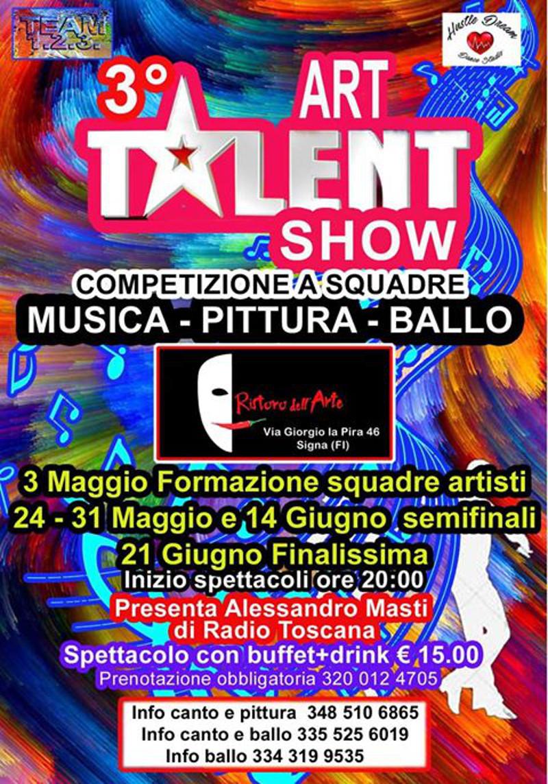 Art Talent Show