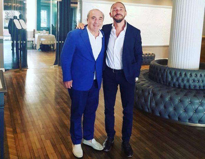 Emiliano Fossi e Commisso