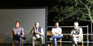 Riccardo Prestini, Giovanni Di fede, Lorenzo Falchi, Simone Guidotti