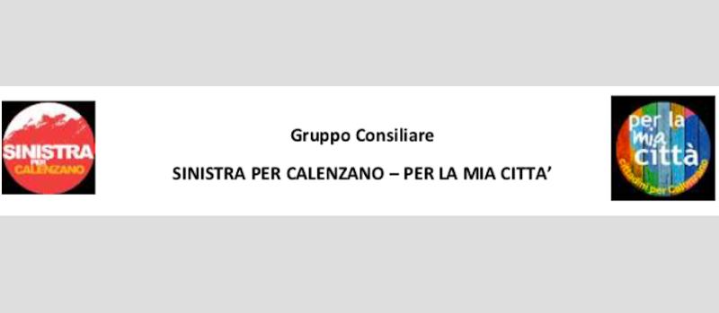 Sinistra per Calenzano- Per la mia città