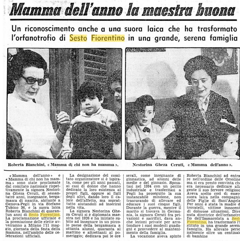 Corriere d'informazione 26 aprile 1969