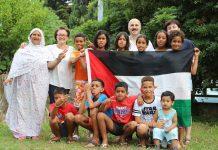 Bambini saharawi a Vada