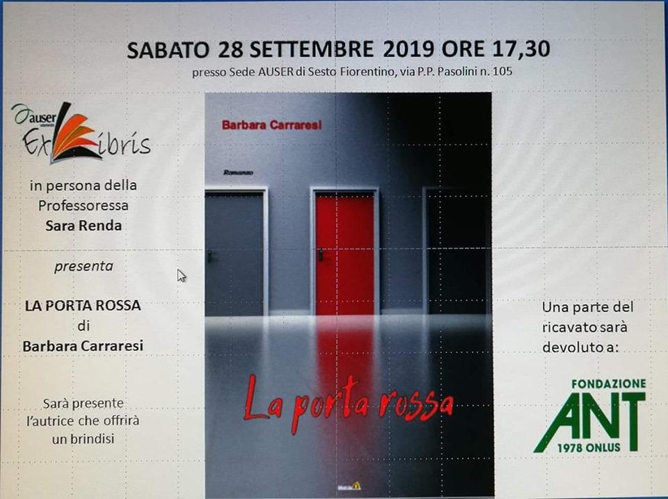 la porta rossa - Ex Libris