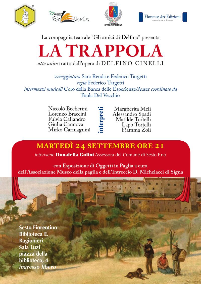 Locandina Teatro Sesto 2019