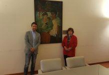 Falchi - quadro Giuliano Pini