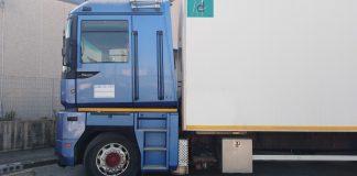Calenzano camion