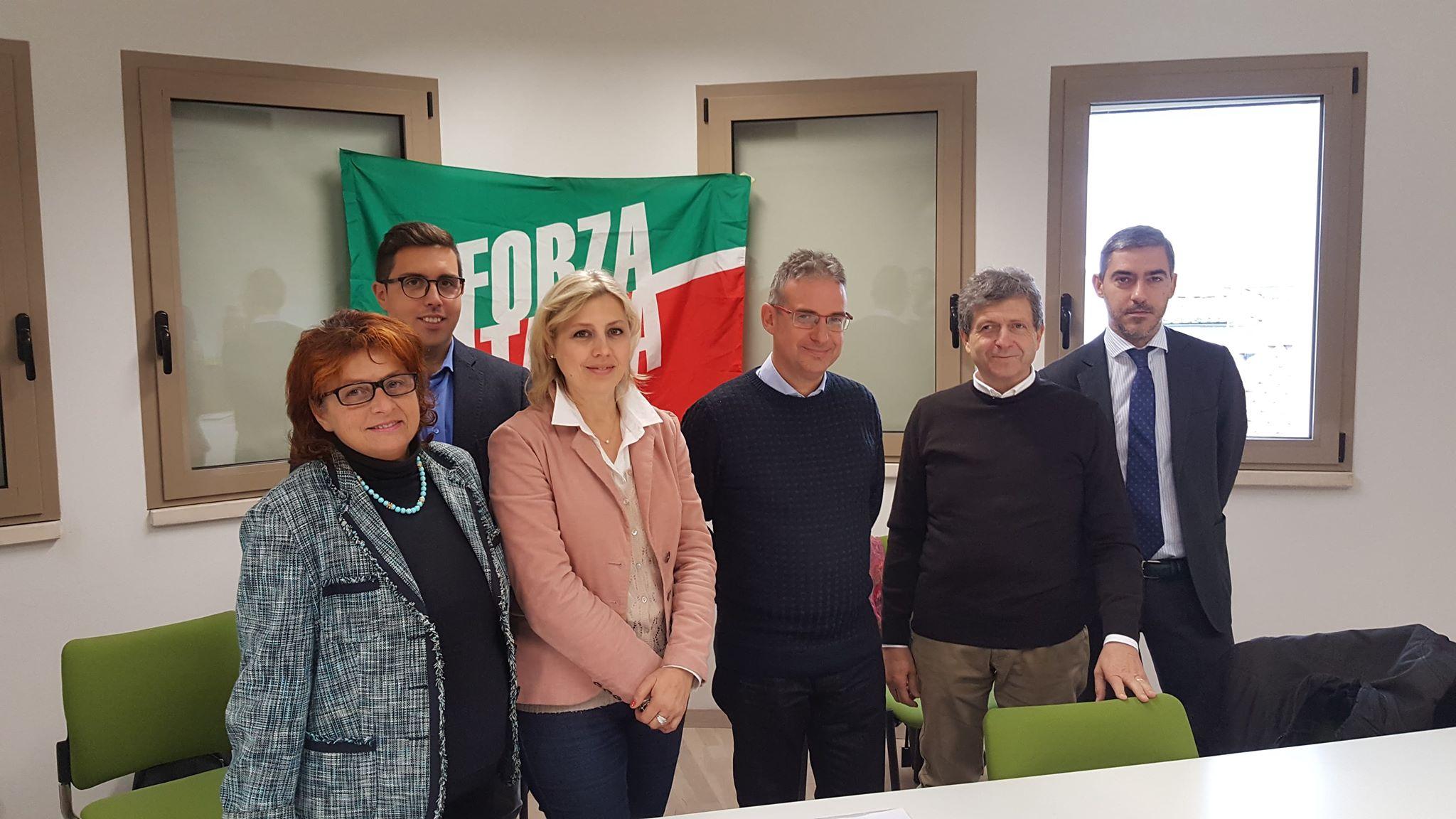 Forza Italia-moschea Sesto
