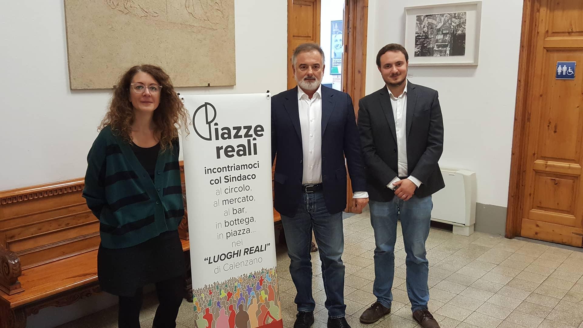 Calenzano - Piazze reali