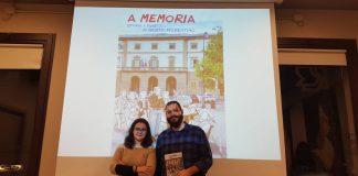 A memoria, storia a fumetti di Sesto Fiorentino