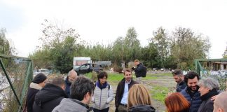 Campo rom Sesto