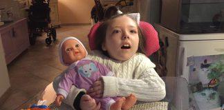 Camilla - sindrome di Rett