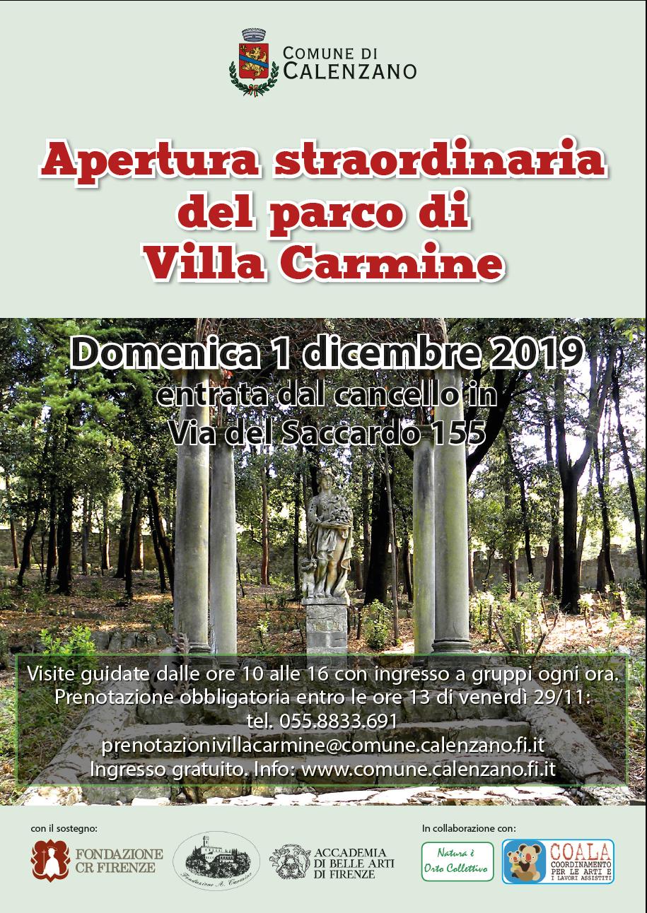 Villa Carmine Calenzano