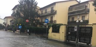 Via Castronella Campi Bisenzio