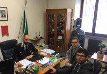 Incontro Forza Italia comandante Municipale