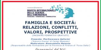 Incontro Forza Italia Calenzano