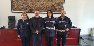 Report polizia municipale Calenzano