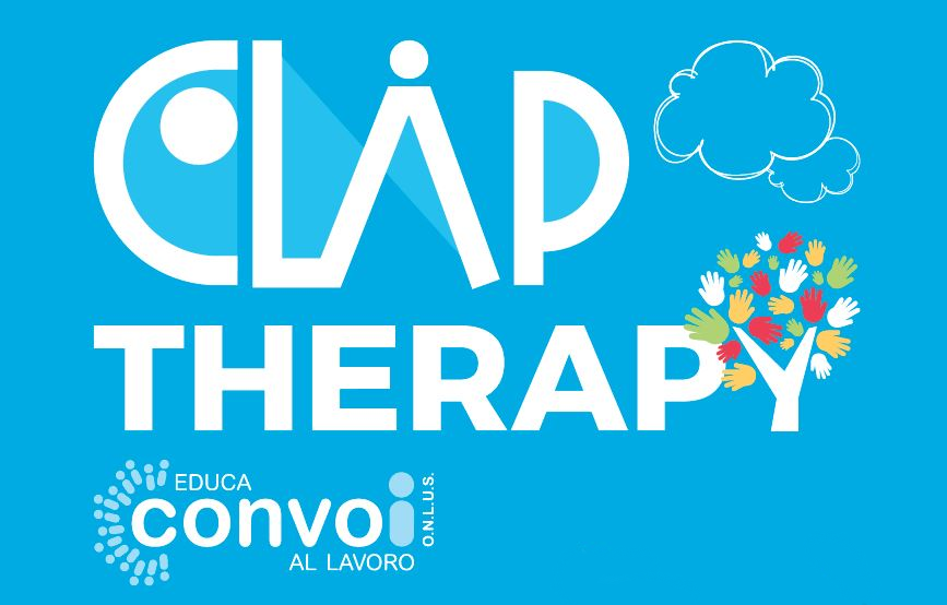 logo clap therapy