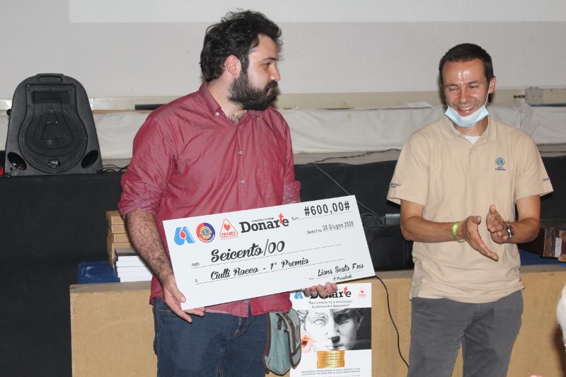 Premiazione-Donarte-prino-classificato
