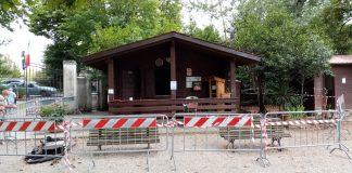 Casa custodi parco del Neto