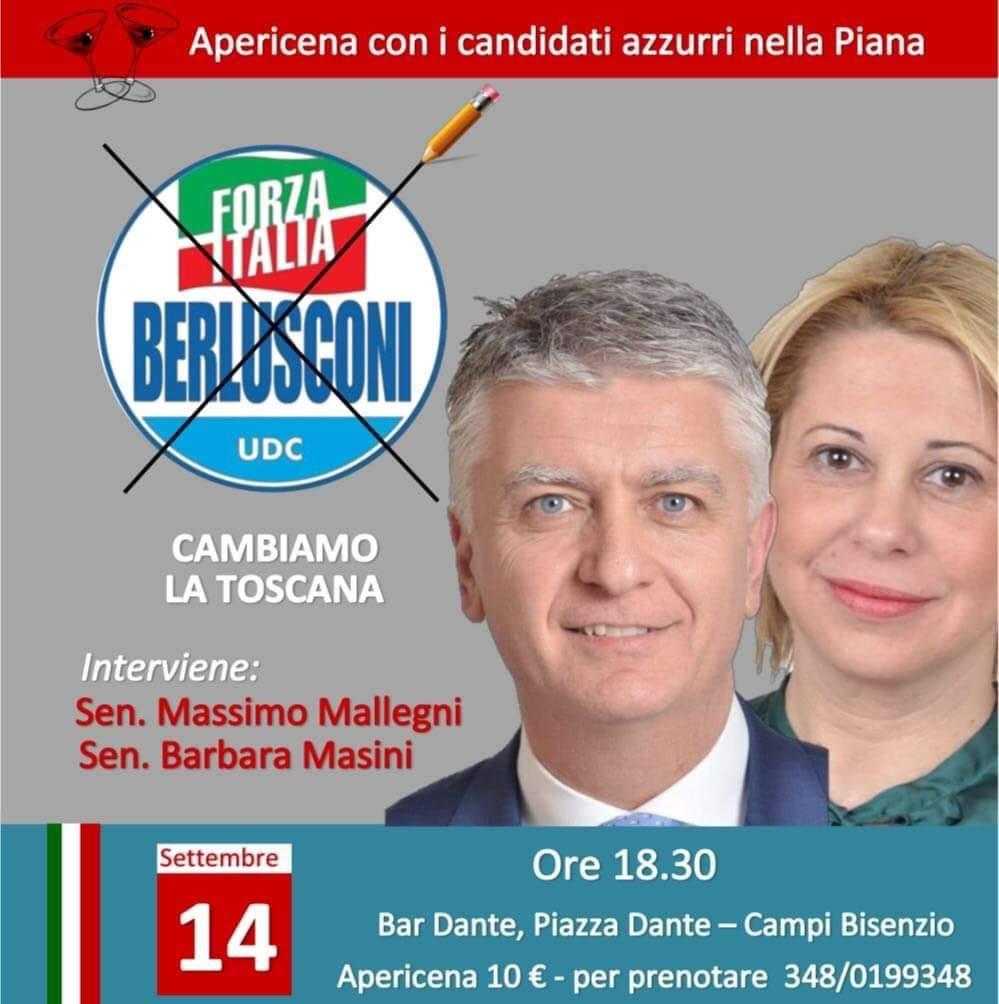 Massimo Mallegni-Barbara Masini