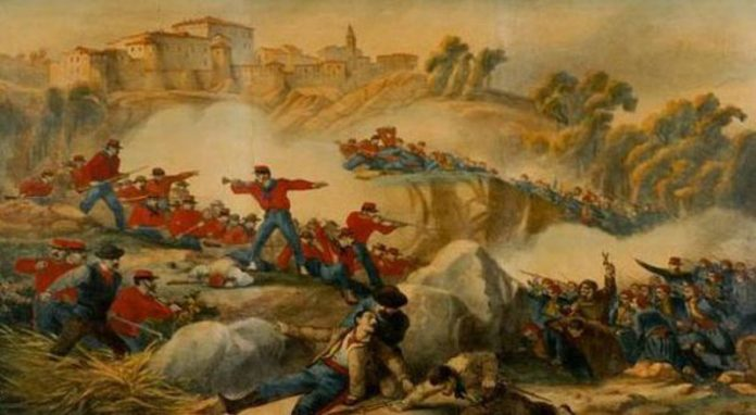 Battaglia di Mentana