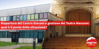 Centro Giovani-Teatro Manzoni